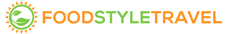 Food Style Travel Logo